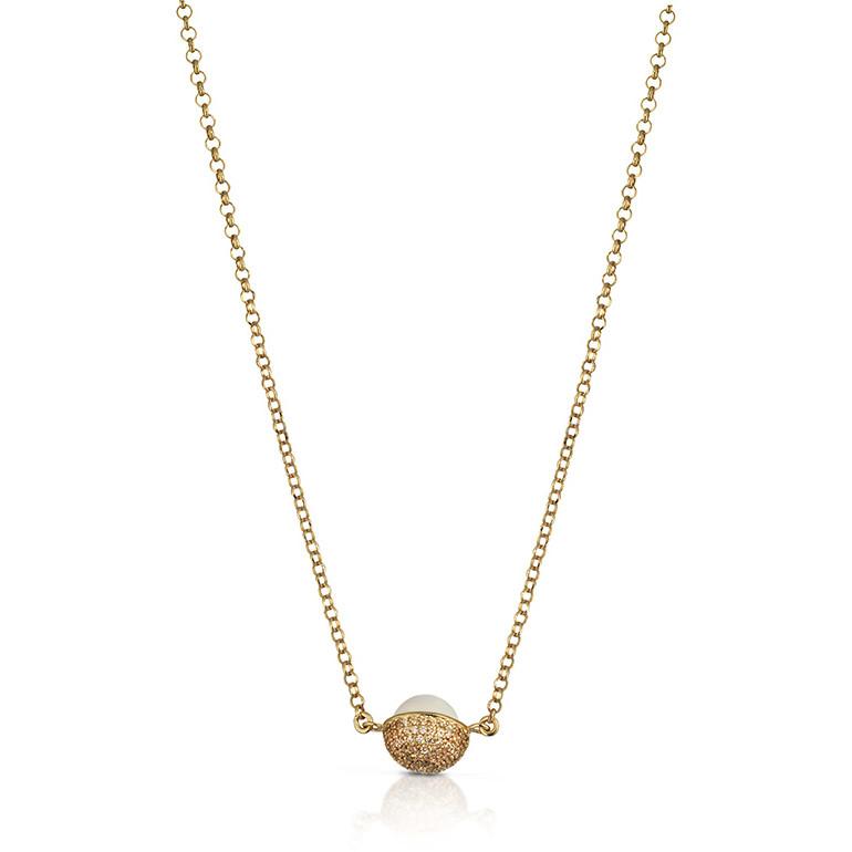 collier femme bijoux Giannotti Light Pearl GIANNOTTIPA100G