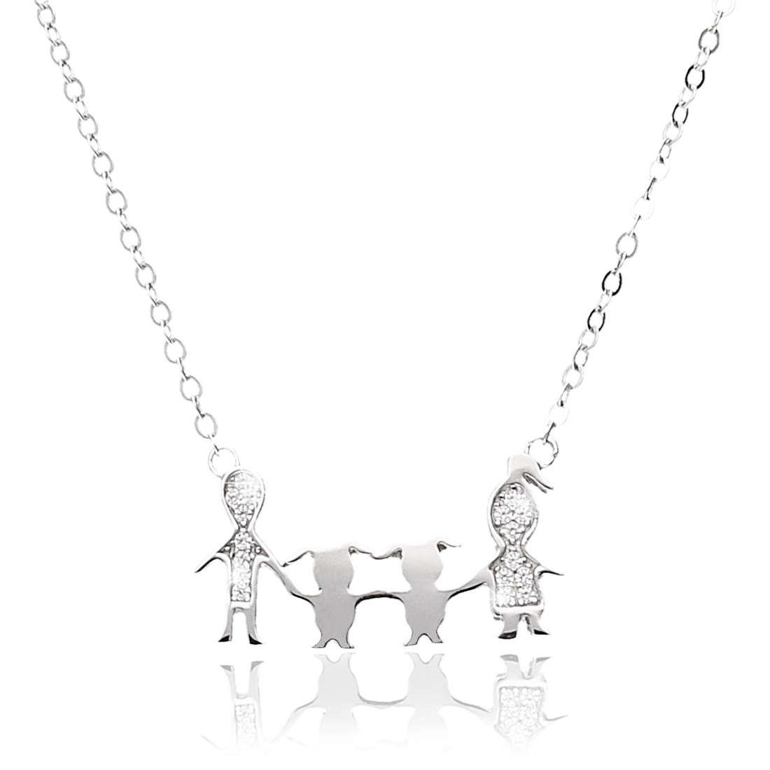collier femme bijoux GioiaPura 38801-01-99