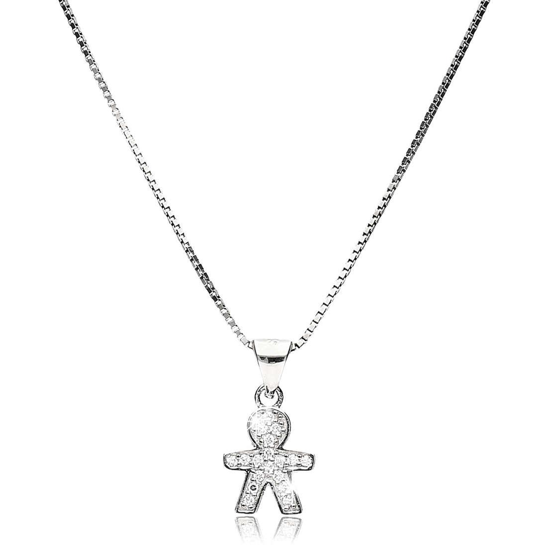 collier femme bijoux GioiaPura GPSRPND2339