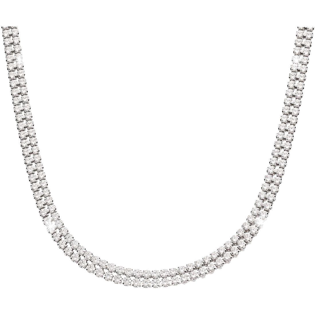 collier femme bijoux GioiaPura GPSRSCL1199