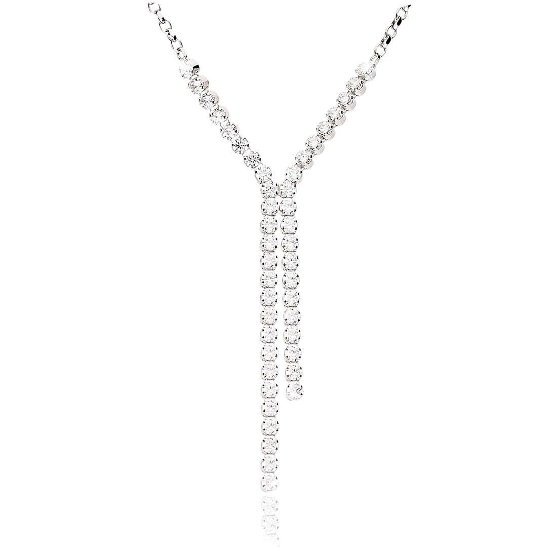 collier femme bijoux GioiaPura GPSRSCL1204