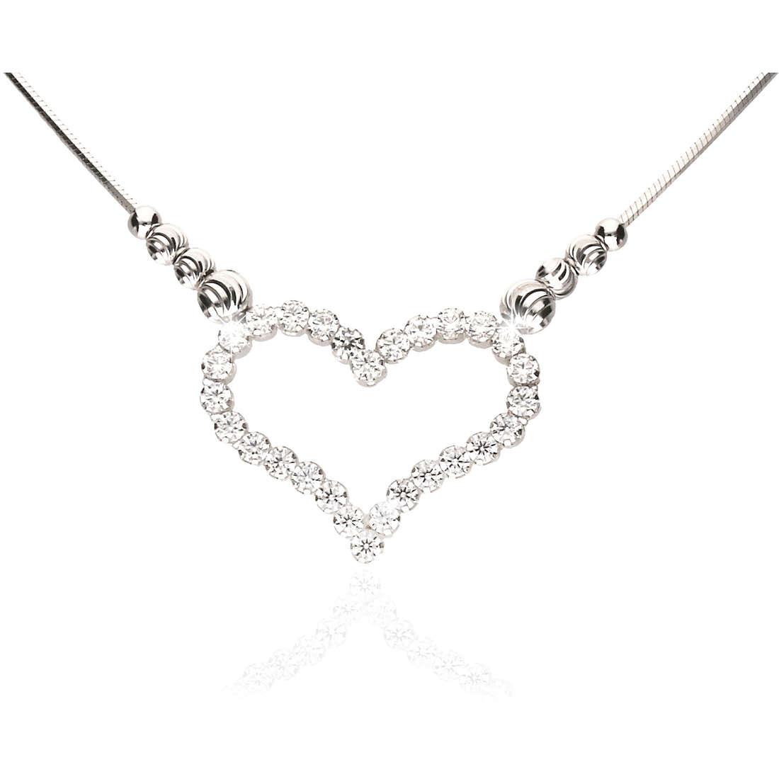 collier femme bijoux GioiaPura GPSRSCL1210