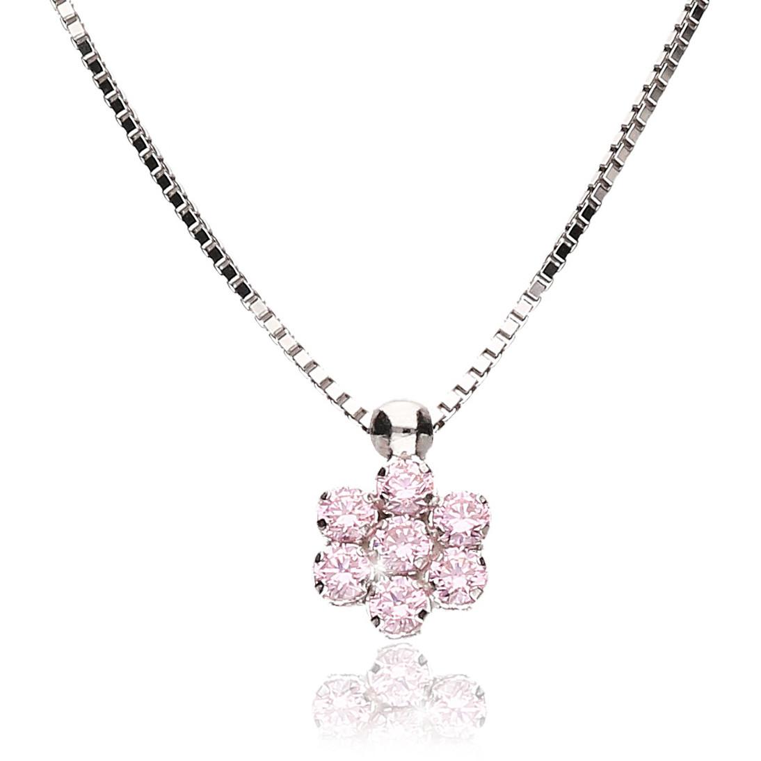 collier femme bijoux GioiaPura GPSRSCL1513