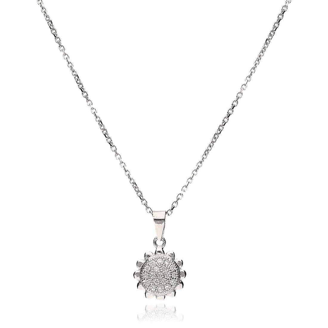 collier femme bijoux GioiaPura GPSRSCL1617