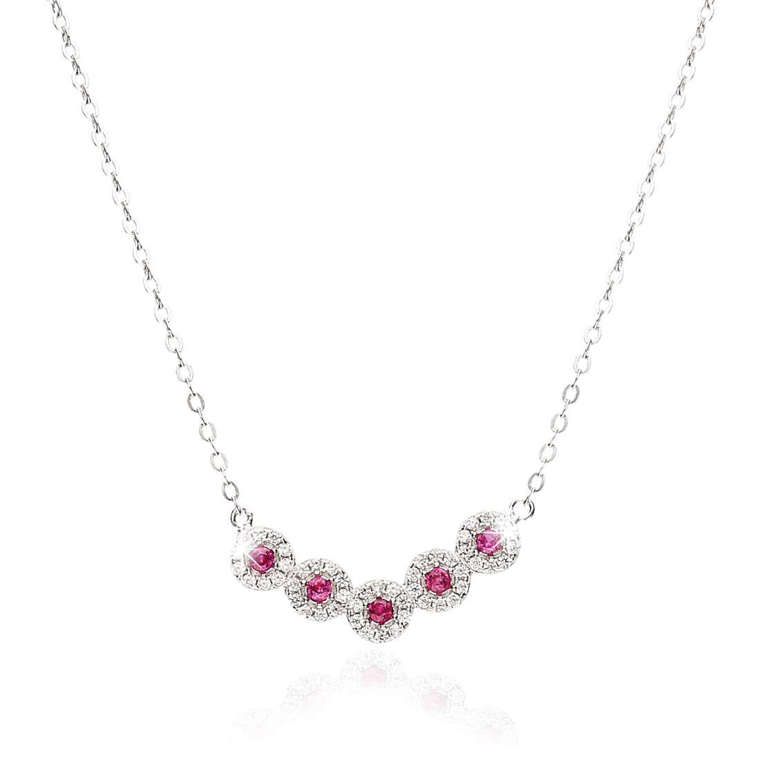 collier femme bijoux GioiaPura GPSRSCL2120-RO