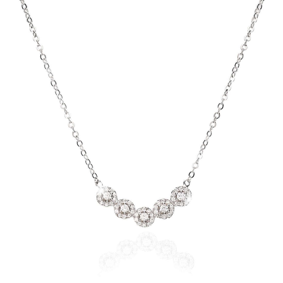 collier femme bijoux GioiaPura GPSRSCL2120