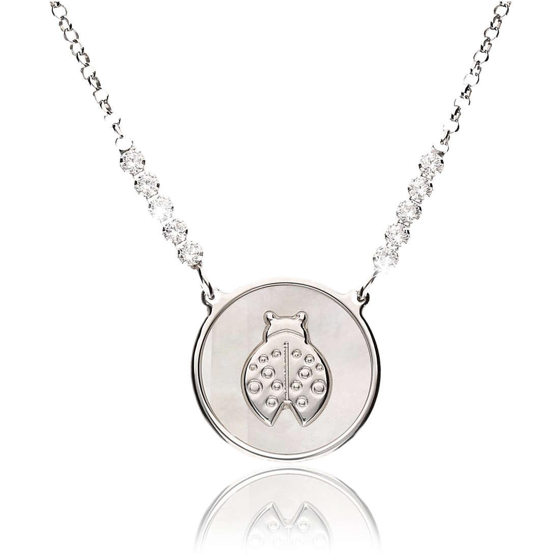 collier femme bijoux GioiaPura GPSRSCL2140