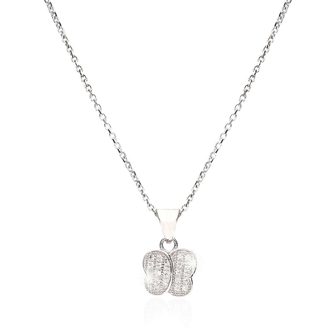 collier femme bijoux GioiaPura GPSRSCL2281