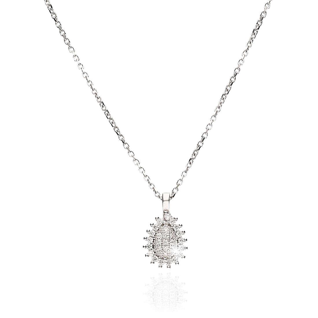 collier femme bijoux GioiaPura GPSRSCL2483