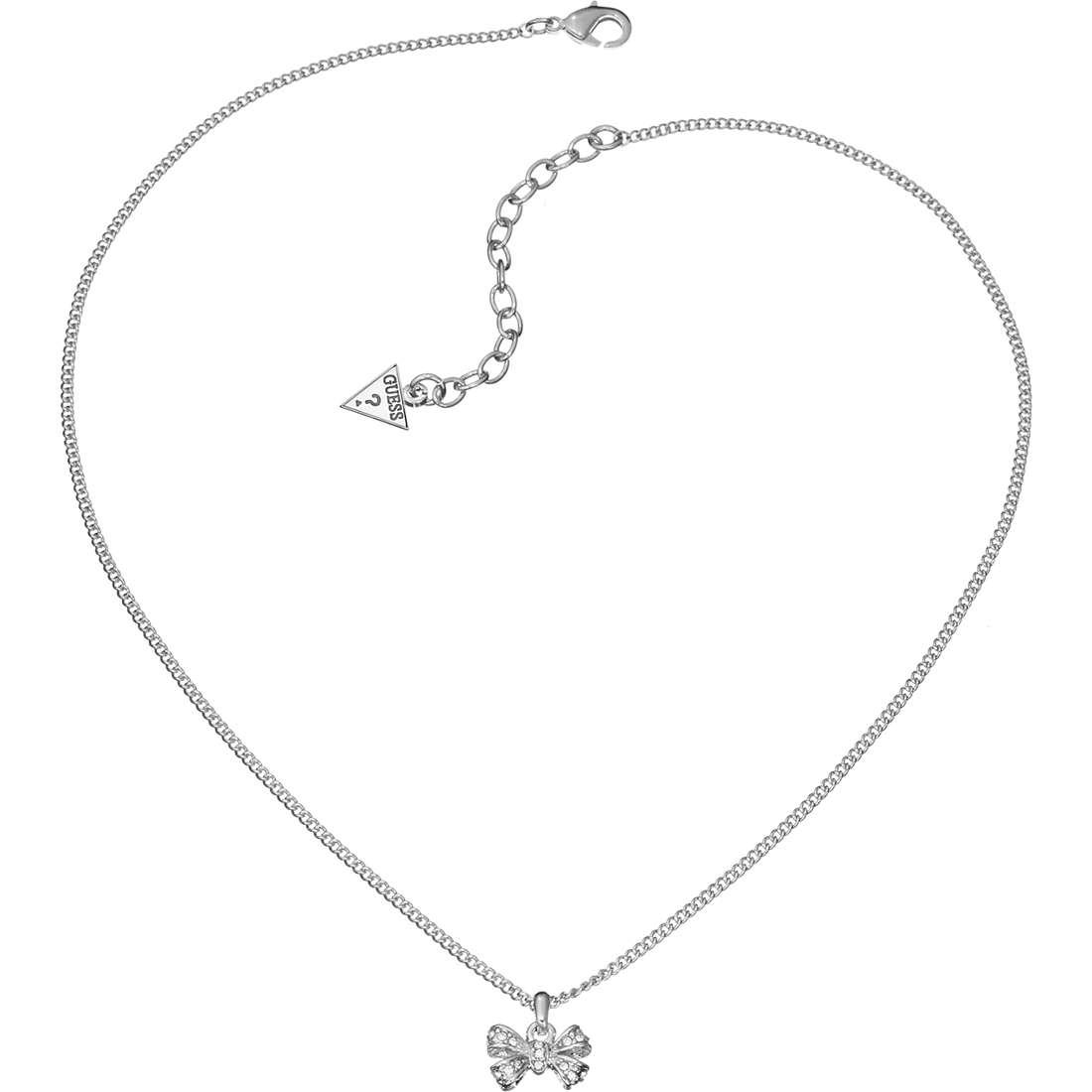 collier femme bijoux Guess CHARMING ATTITUDE UBN51411