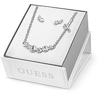collier femme bijoux Guess Crystal Beauty UBS84012
