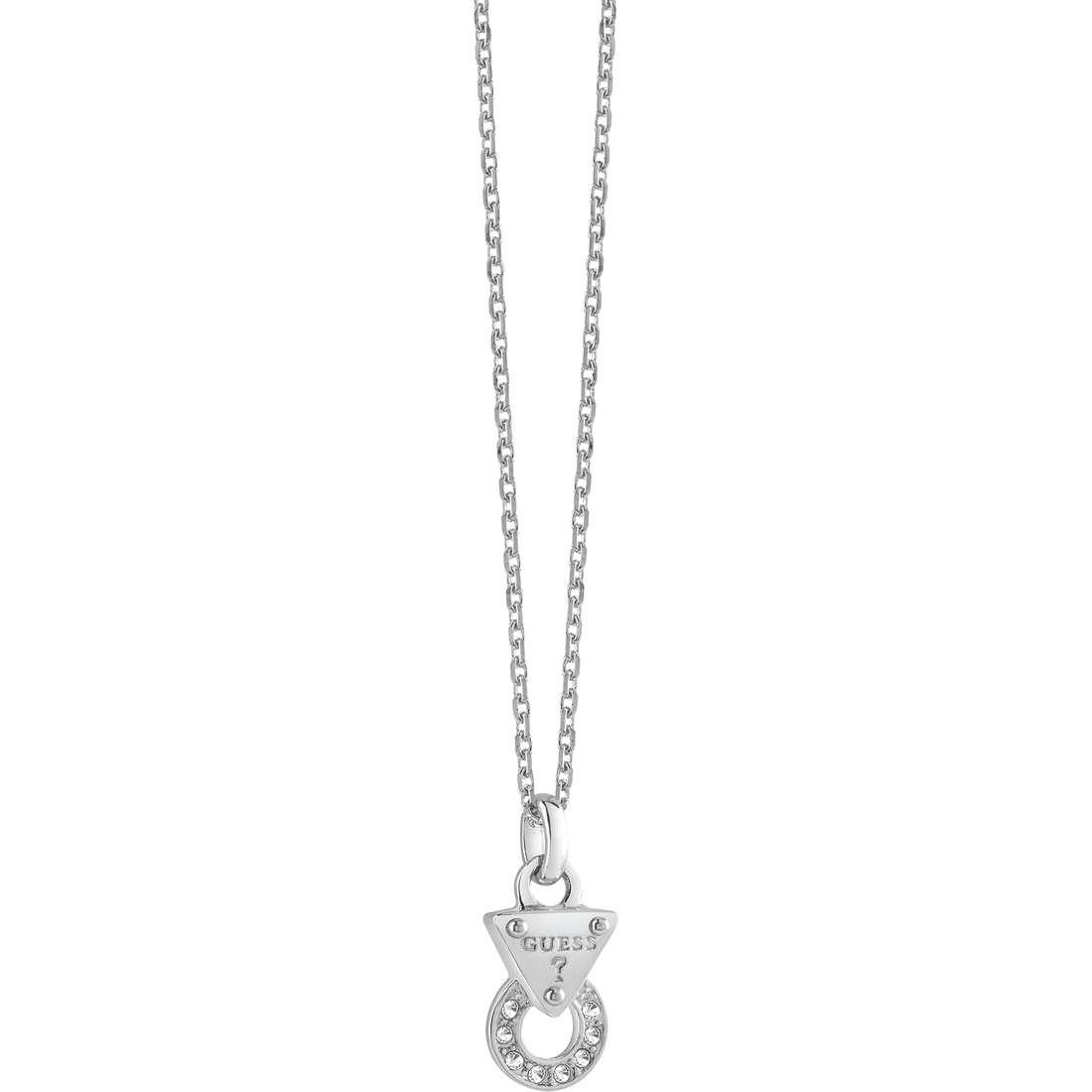 collier femme bijoux Guess Embrace Me UBN71512