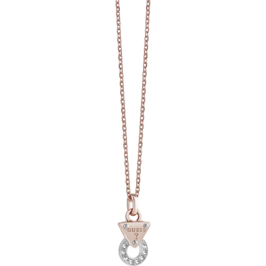 collier femme bijoux Guess Embrace Me UBN71514