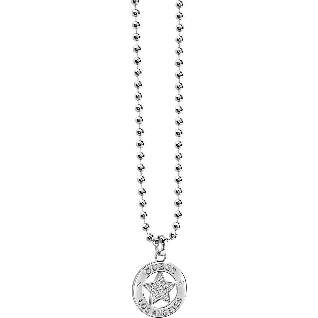 collier femme bijoux Guess Fashion UBN21599
