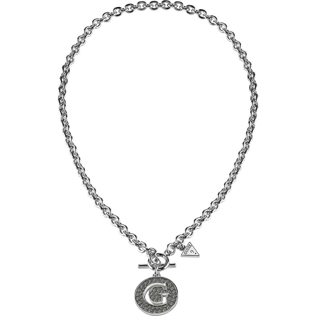 collier femme bijoux Guess G Girl UBN51489