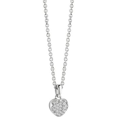 collier femme bijoux Guess Heartshelter UBN71527