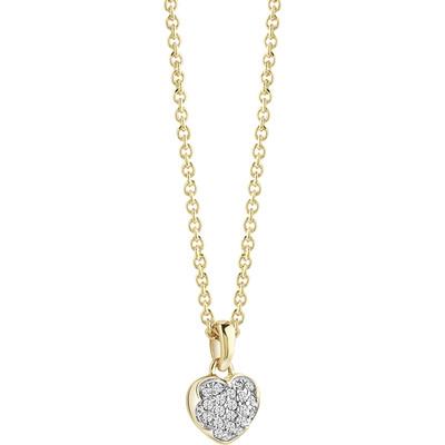 collier femme bijoux Guess Heartshelter UBN71528