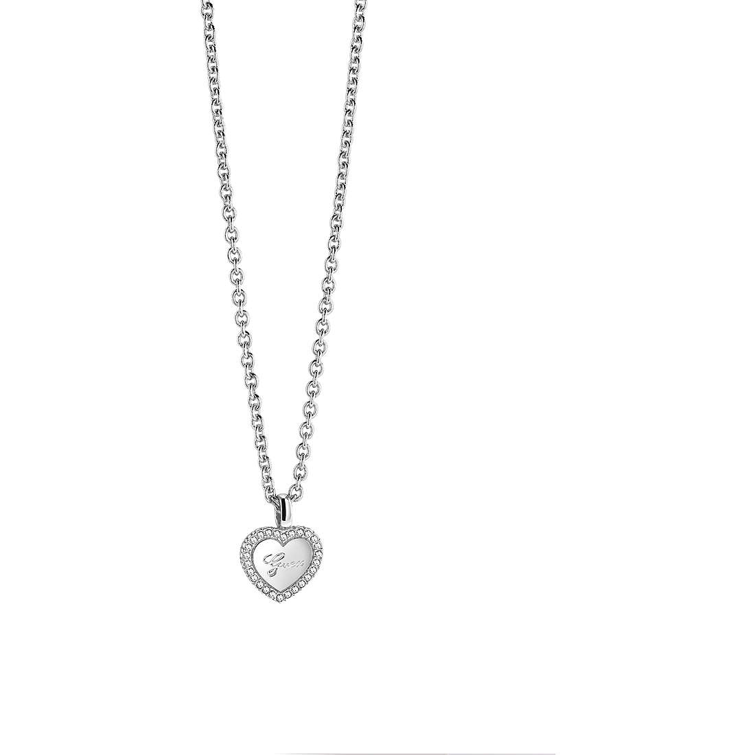 collier femme bijoux Guess Iconic UBN21523