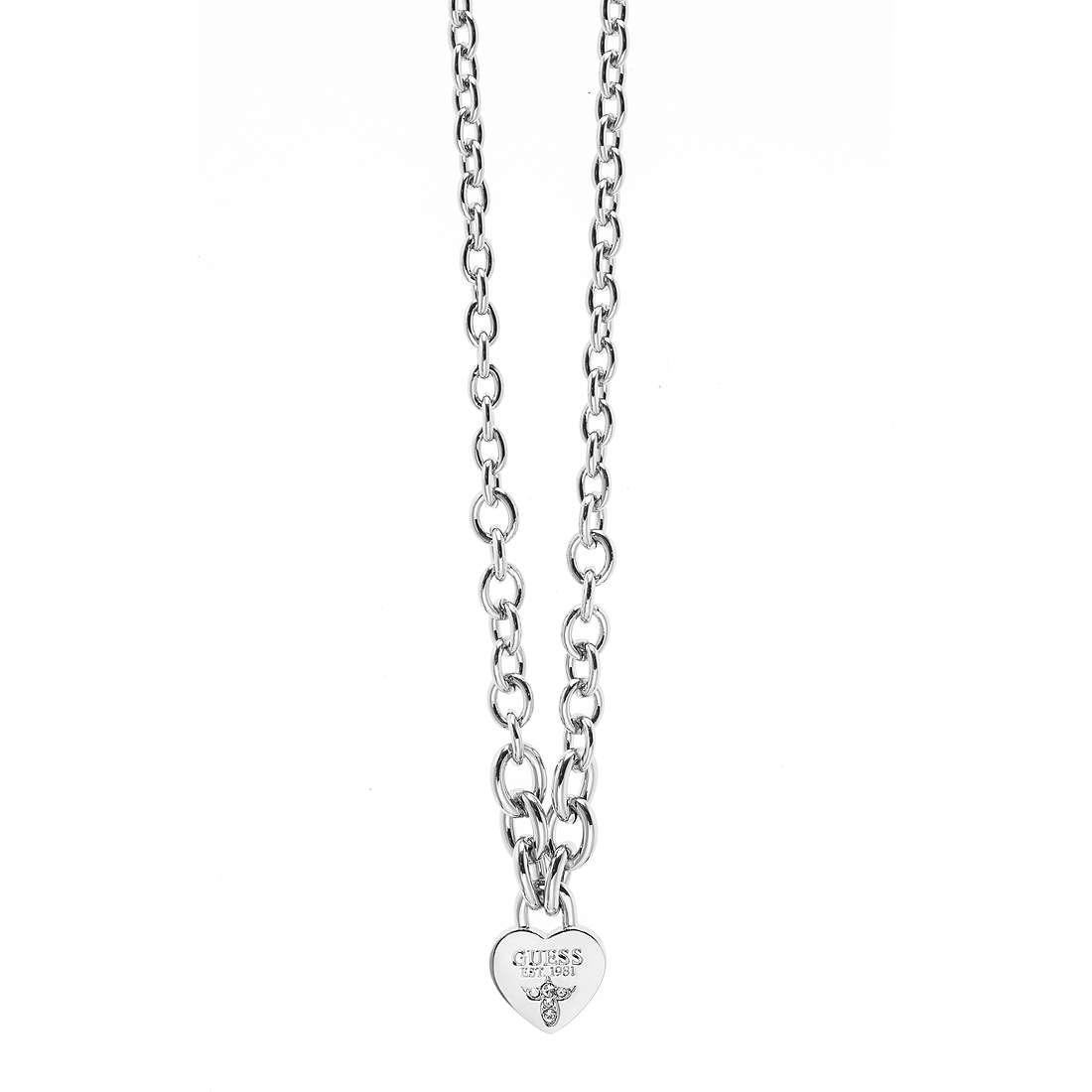 collier femme bijoux Guess Iconic UBN21577