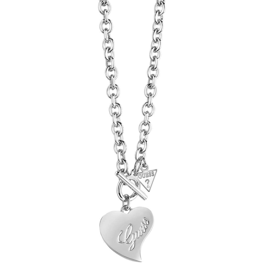 collier femme bijoux Guess Love UBN71539