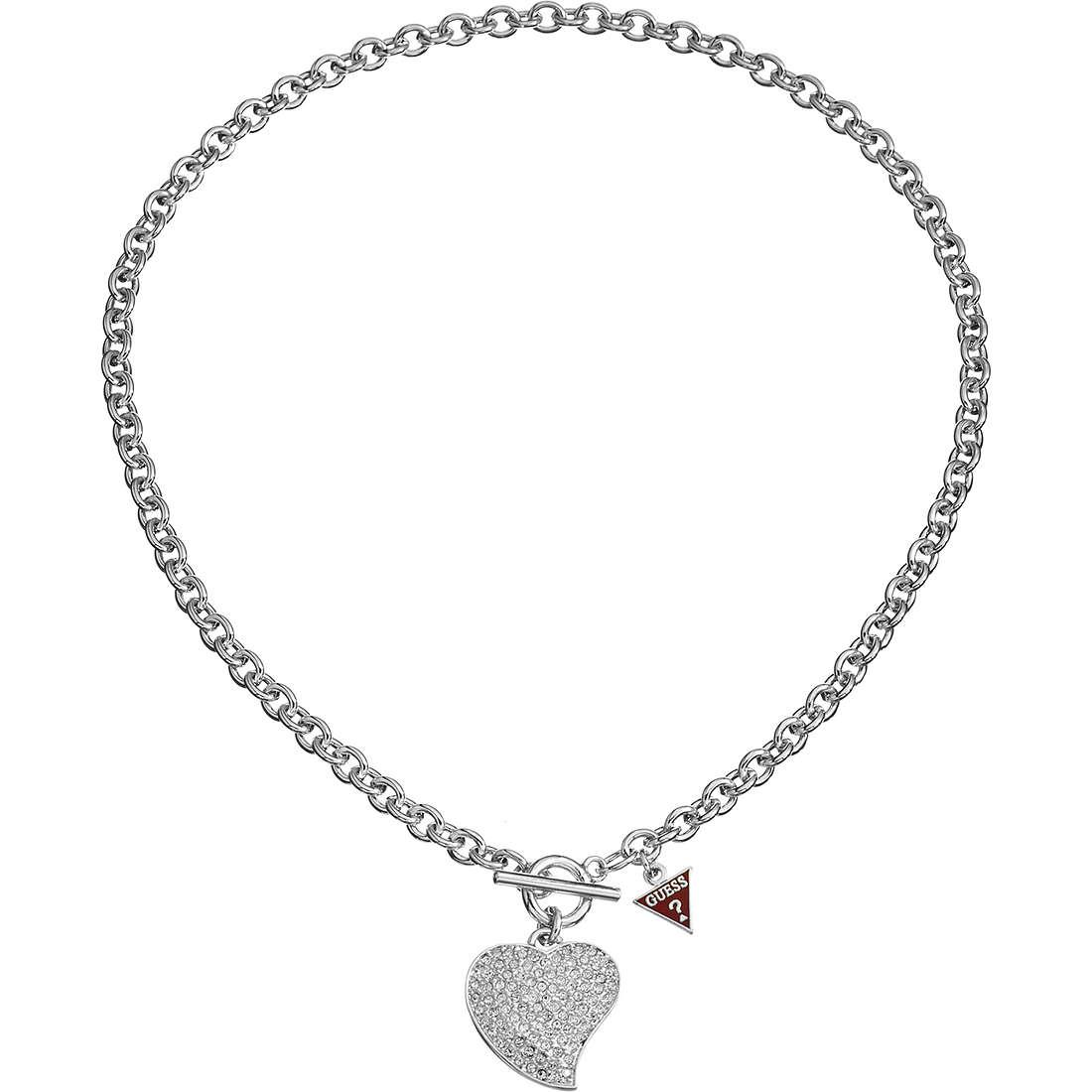 collier femme bijoux Guess New Love UBN11450