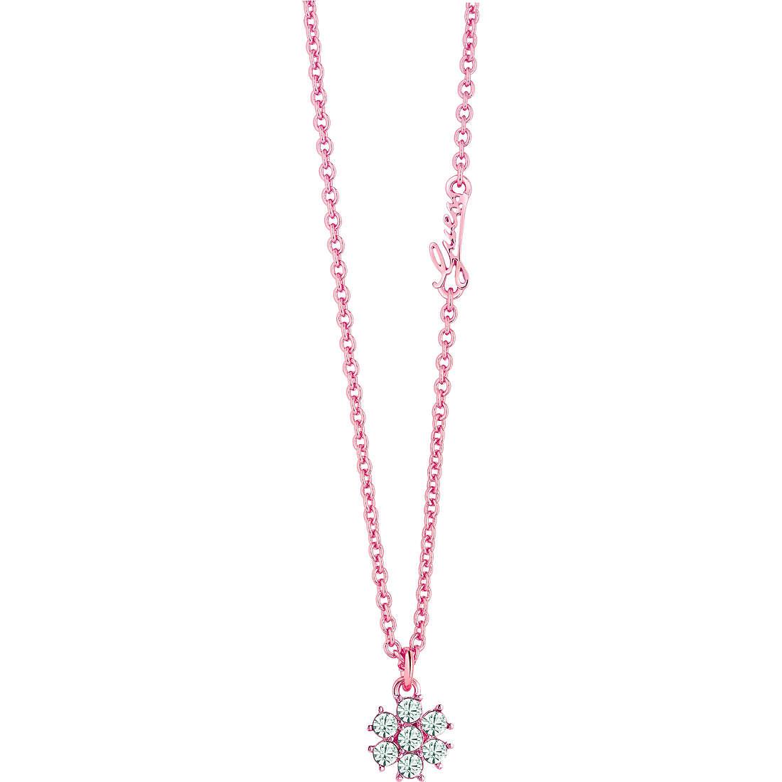 collier femme bijoux Guess Rose Gold UBN21551