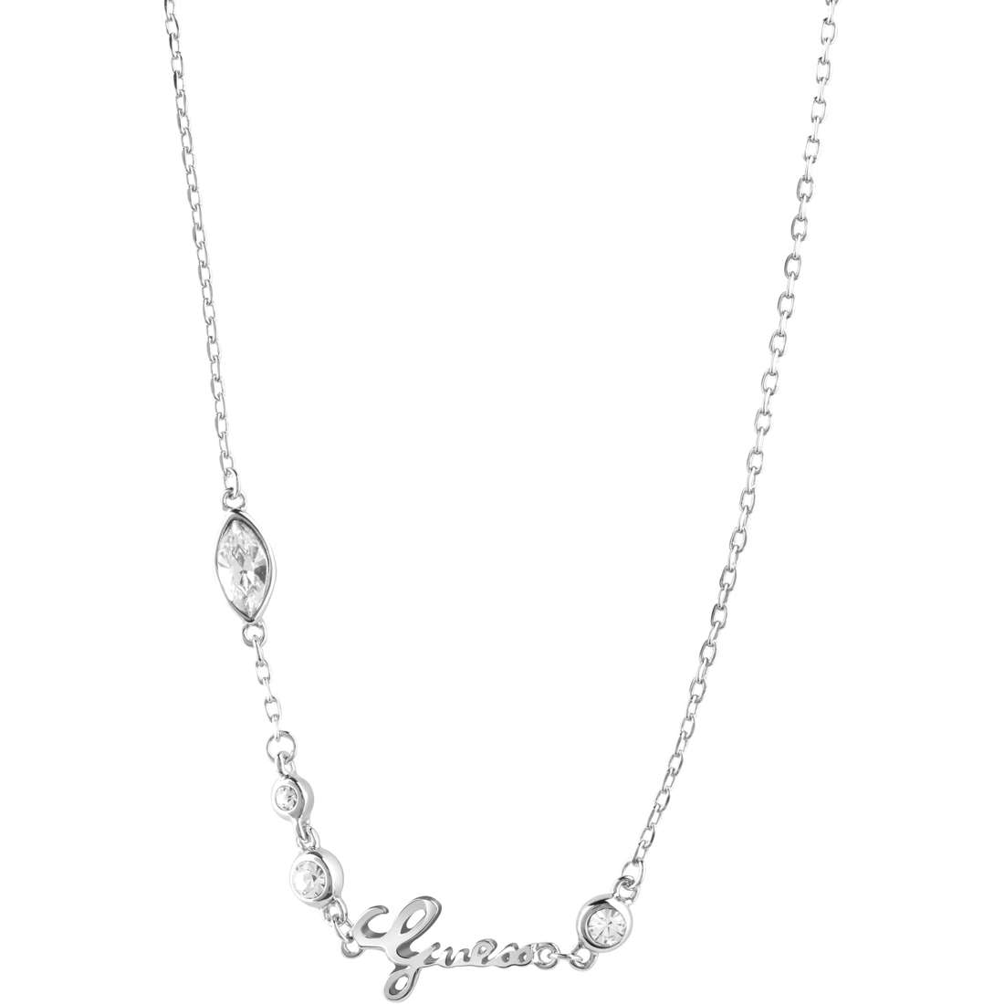 collier femme bijoux Guess Shiny Guess UBN61022