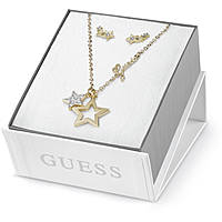 collier femme bijoux Guess Starlicious UBS84001