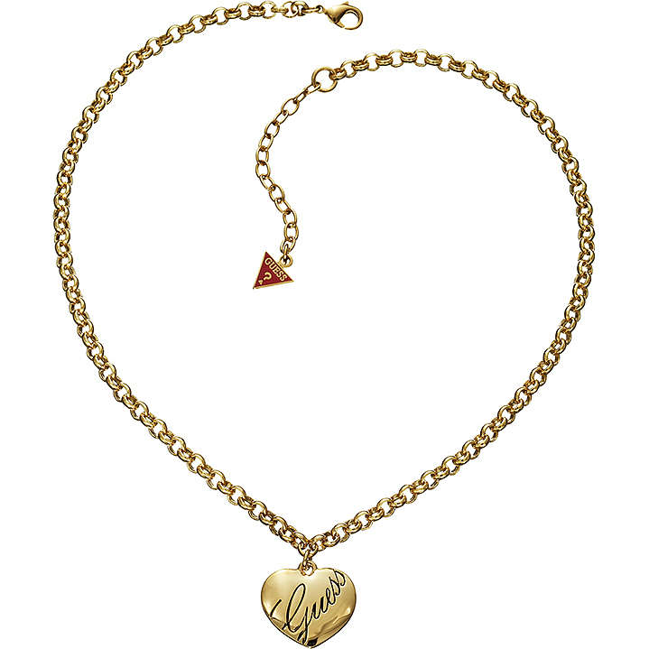 collier femme bijoux Guess UBN10102