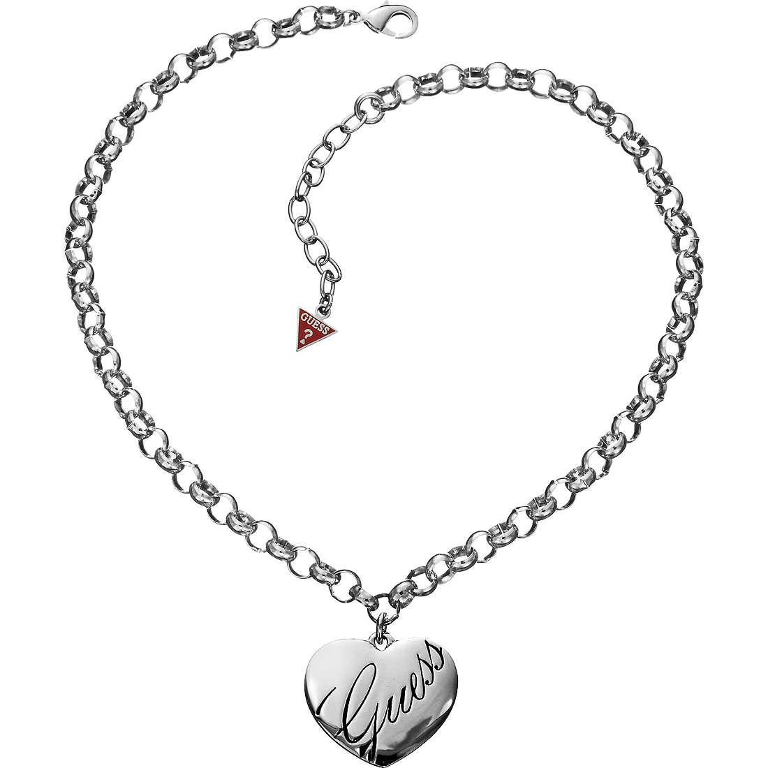 collier femme bijoux Guess UBN10103