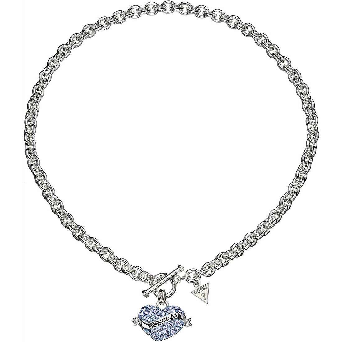 collier femme bijoux Guess UBN11150