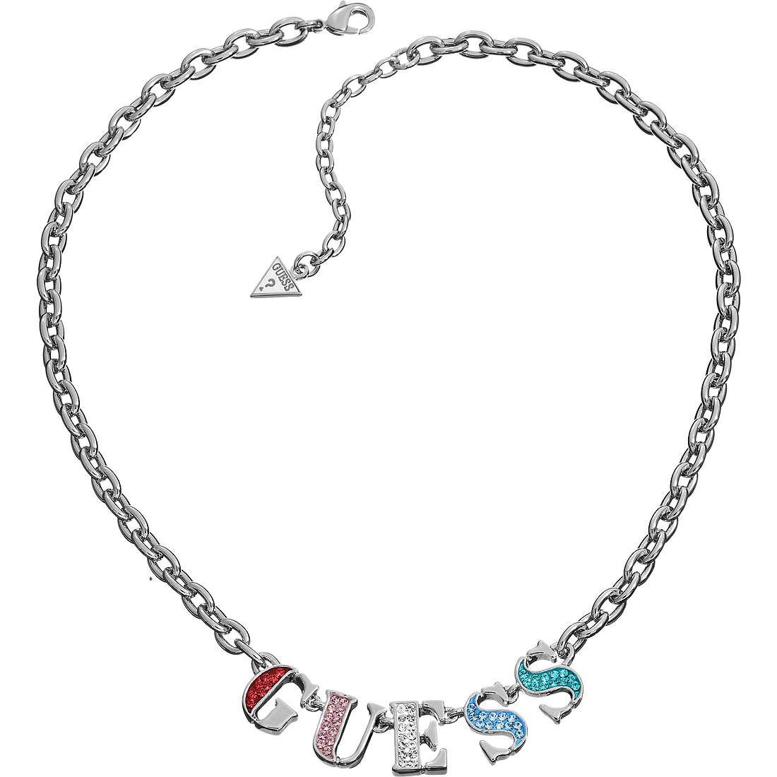 collier femme bijoux Guess UBN11202