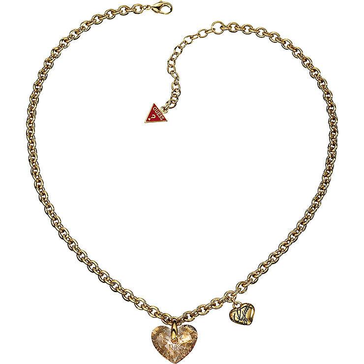 collier femme bijoux Guess UBN11215