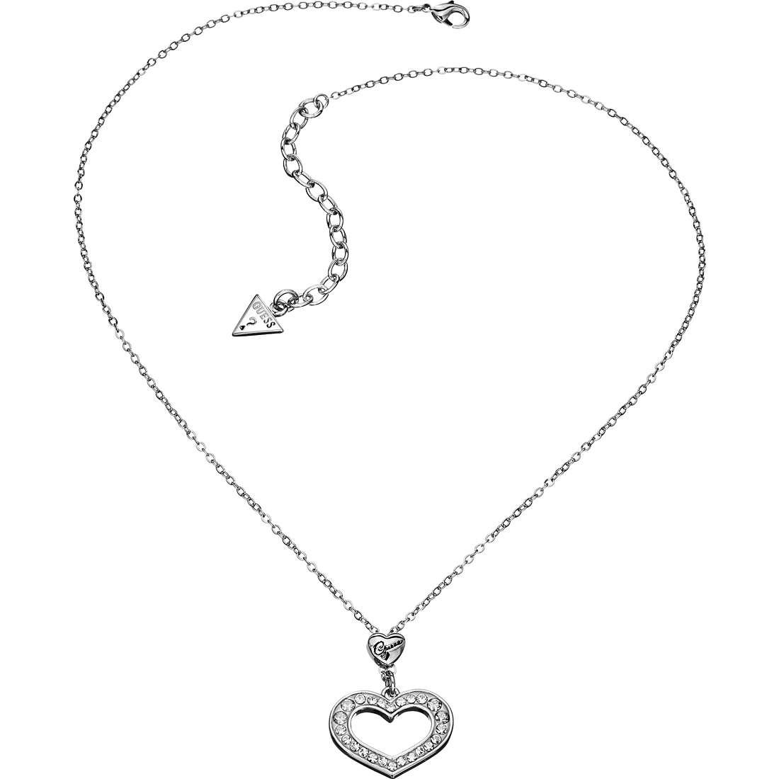 collier femme bijoux Guess UBN11226