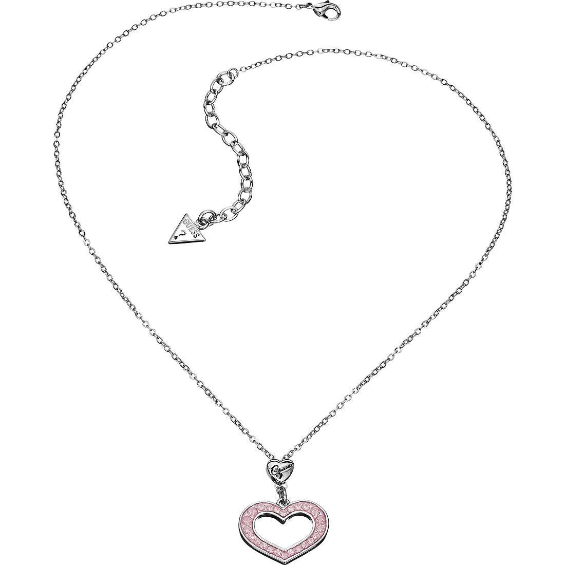 collier femme bijoux Guess UBN11227