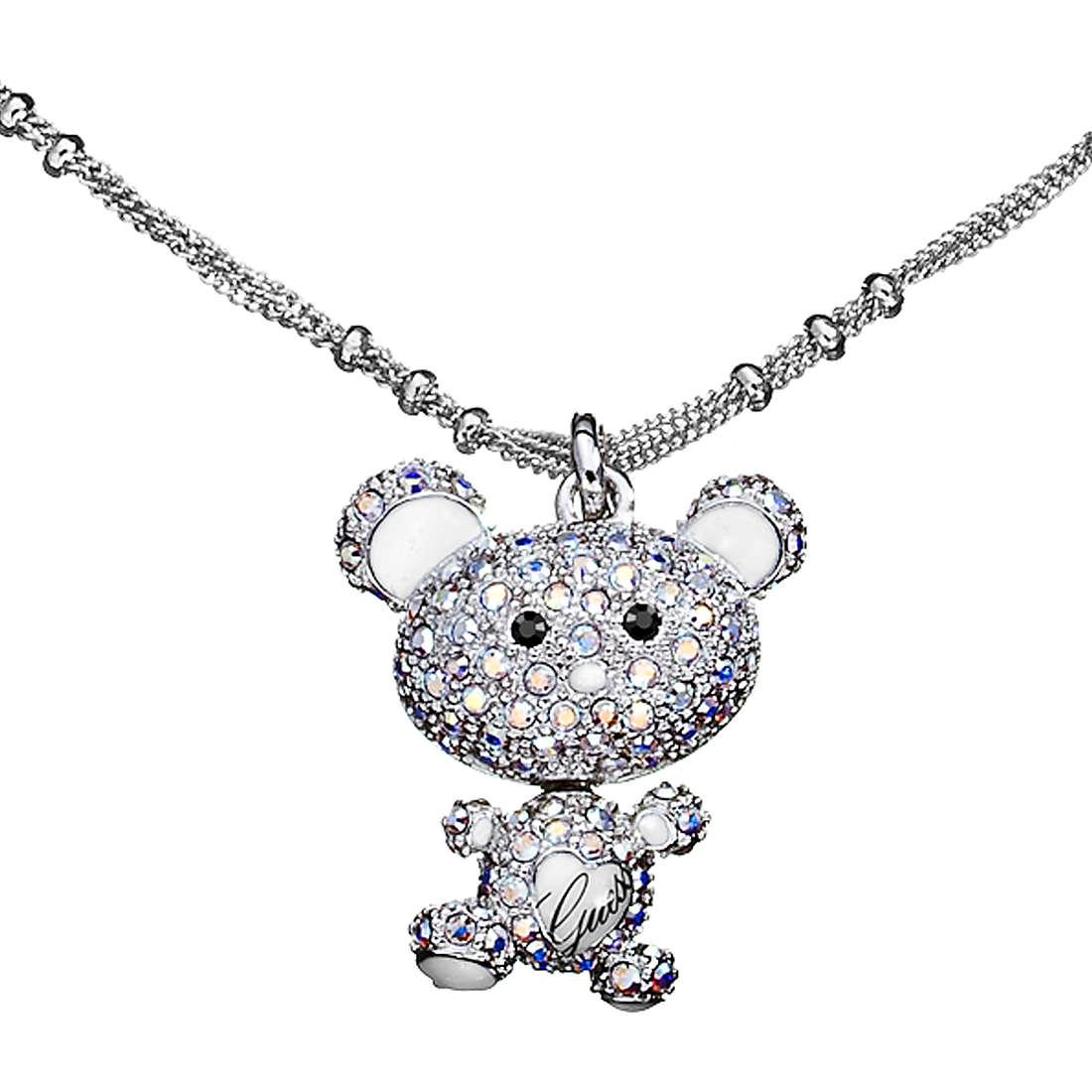 collier femme bijoux Guess UBN11229