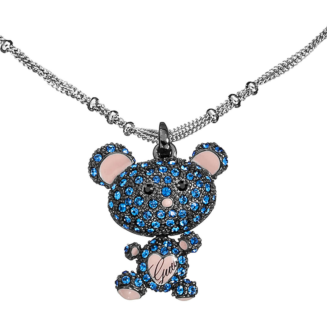 collier femme bijoux Guess UBN11232