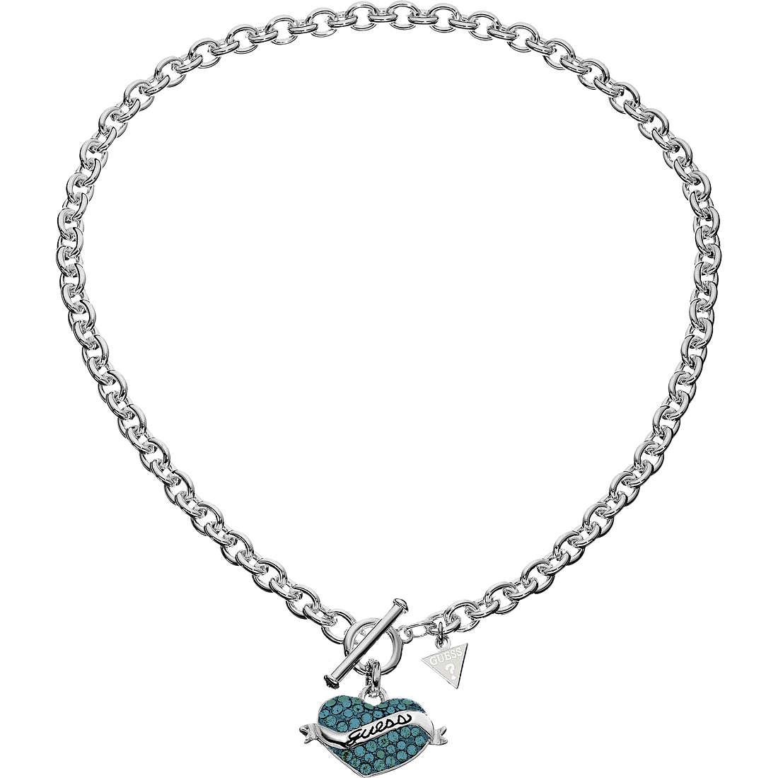 collier femme bijoux Guess UBN11238