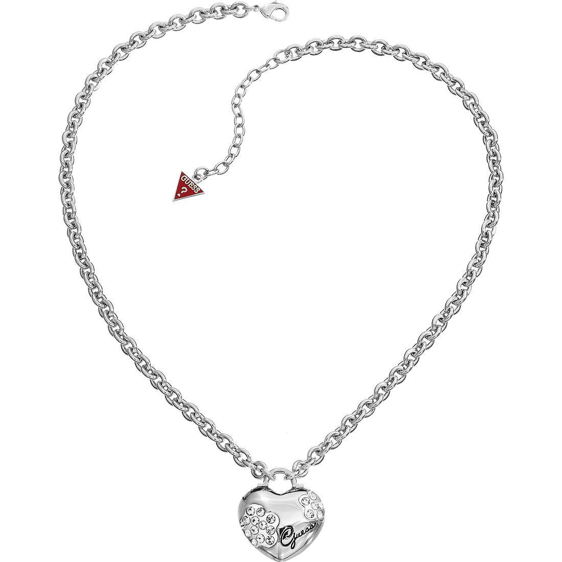 collier femme bijoux Guess UBN11275