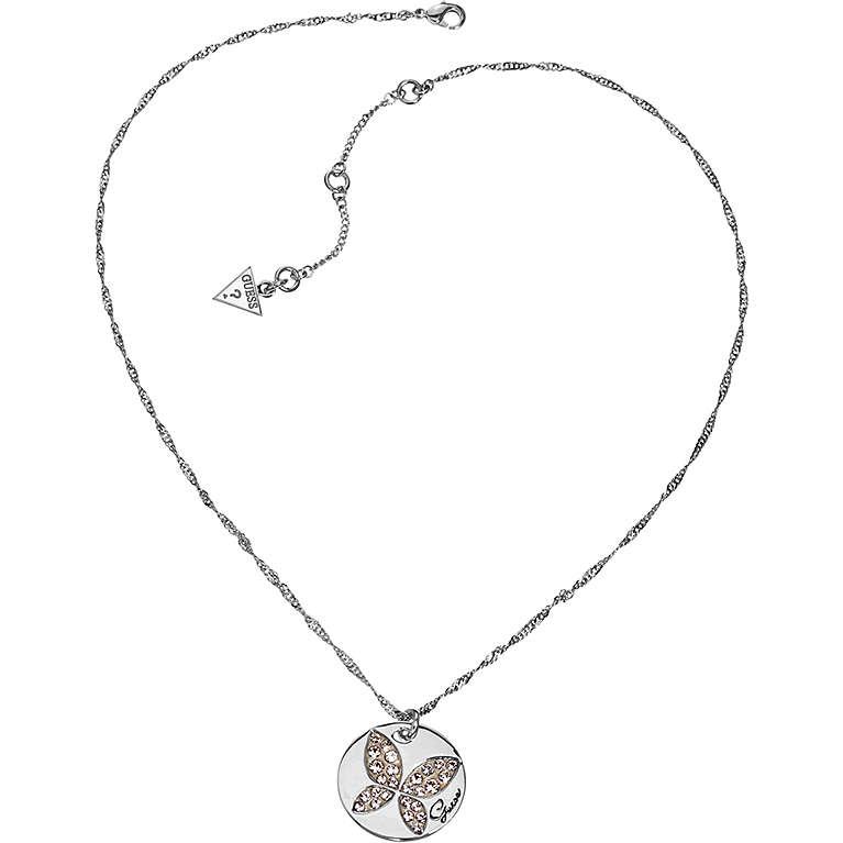collier femme bijoux Guess UBN11301