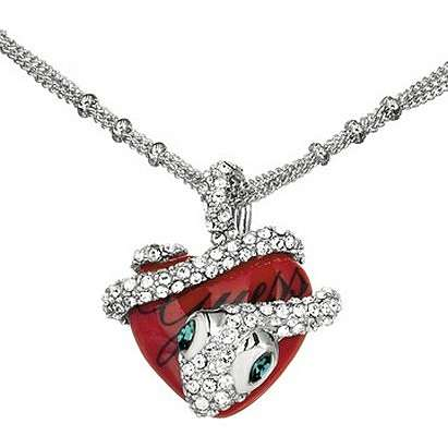 collier femme bijoux Guess UBN12022