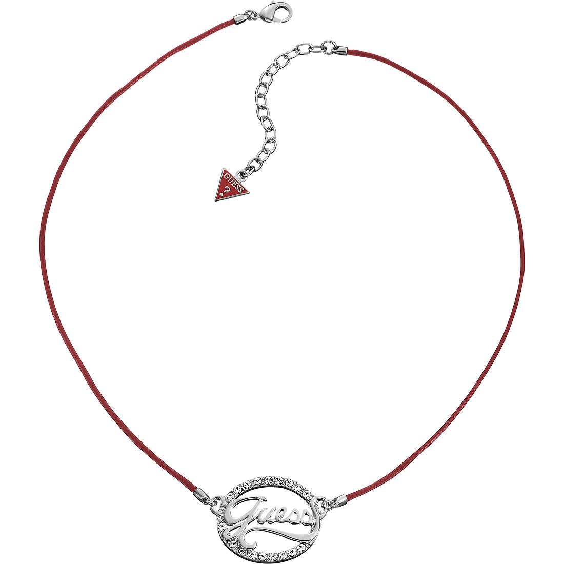collier femme bijoux Guess UBN12104