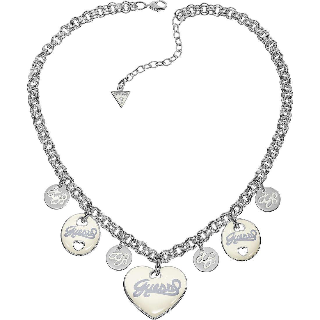 collier femme bijoux Guess UBN21011