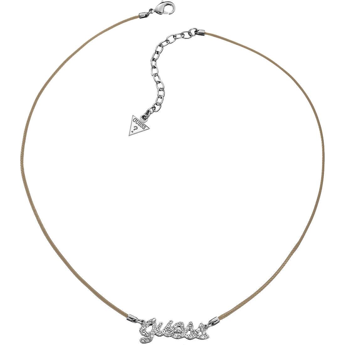 collier femme bijoux Guess UBN21204