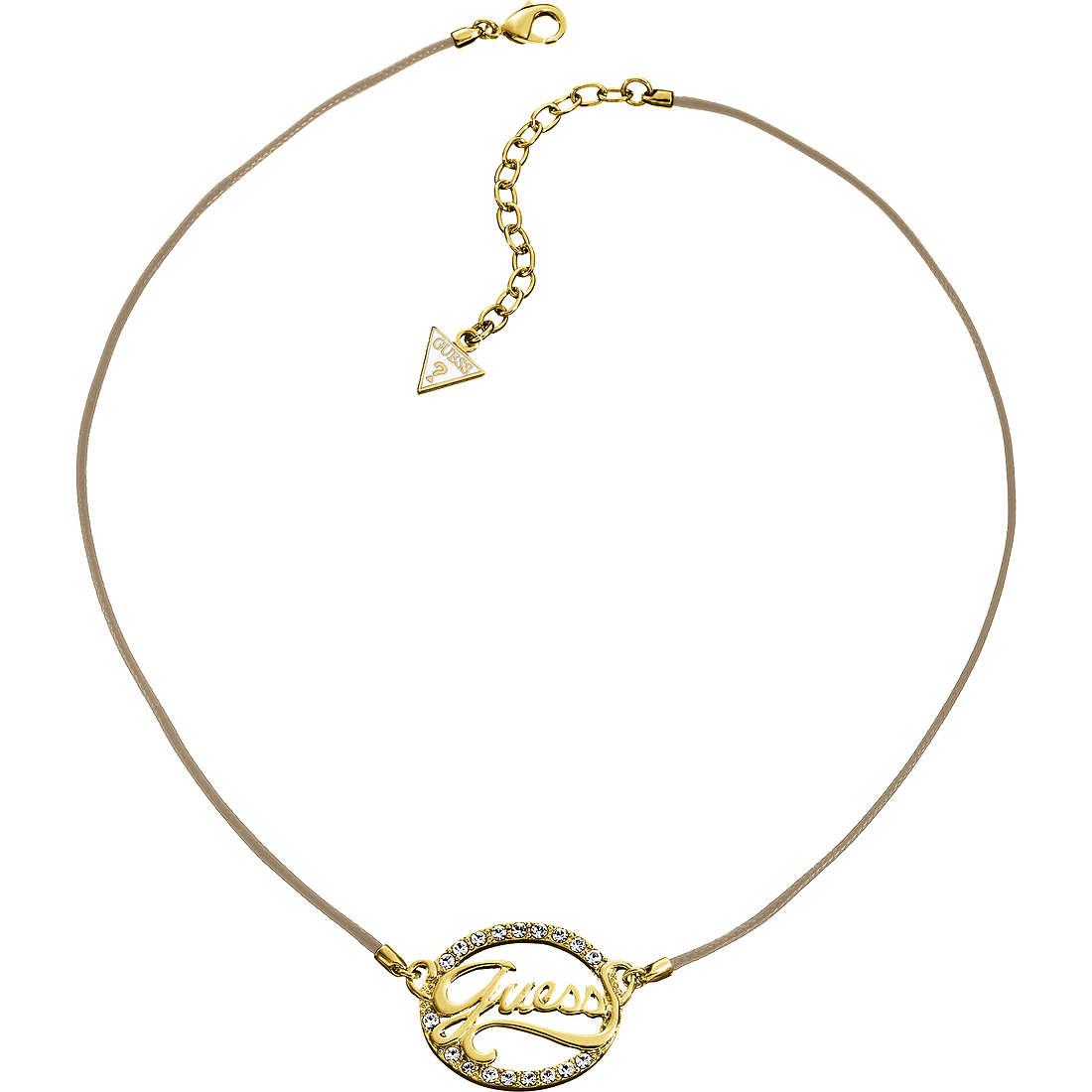 collier femme bijoux Guess UBN21209