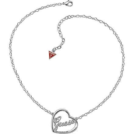 collier femme bijoux Guess UBN21212