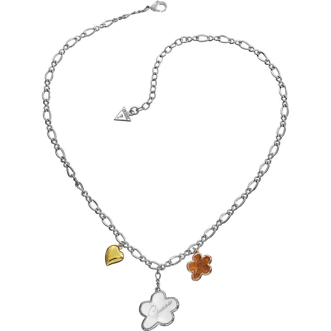 collier femme bijoux Guess UBN21217
