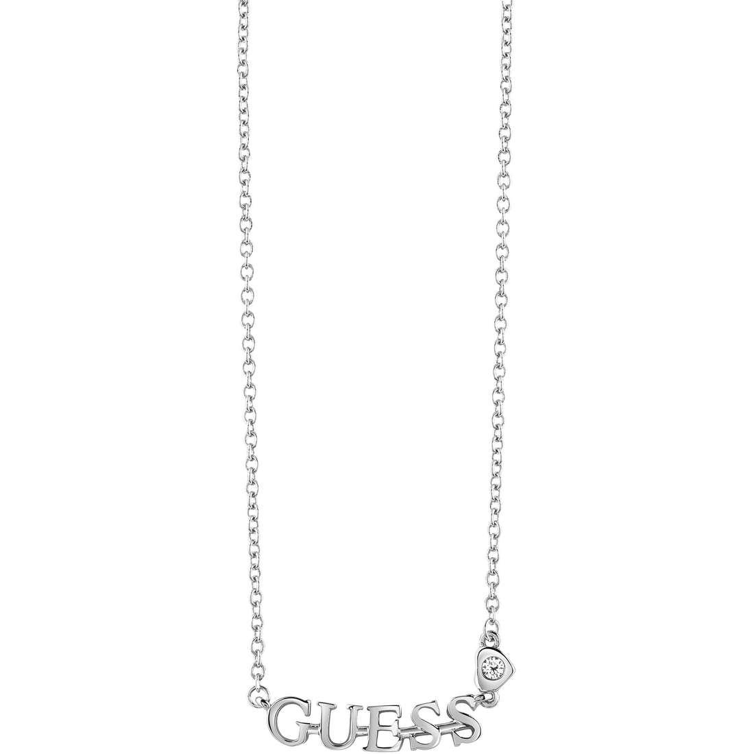 collier femme bijoux Guess UBN61086