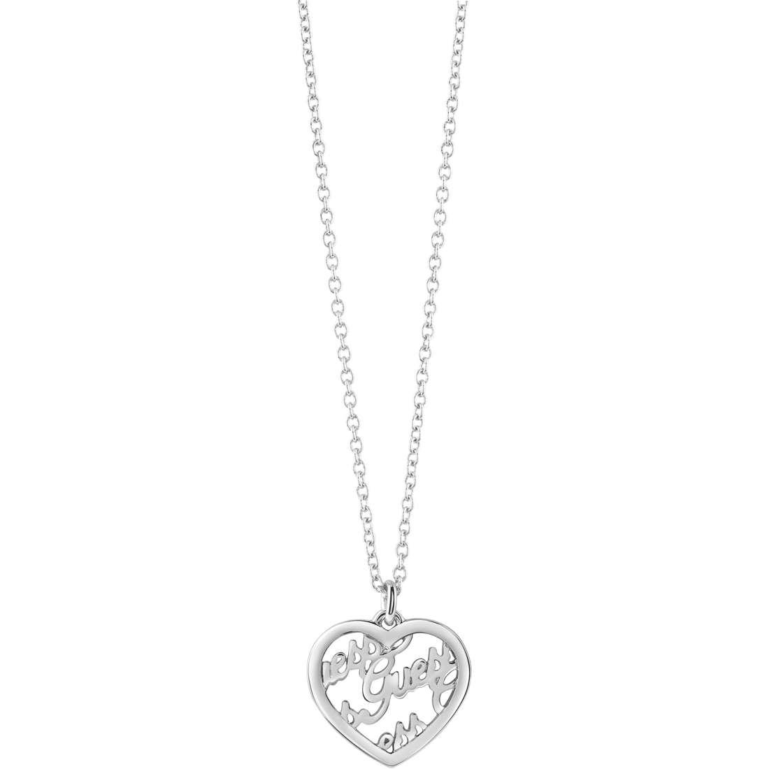 collier femme bijoux Guess UBN61092
