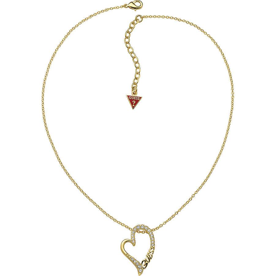 collier femme bijoux Guess UBN71262